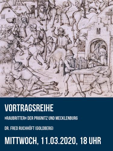 Raubritter der Prignitz und Mecklenburg