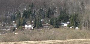 Bungalowsiedlung