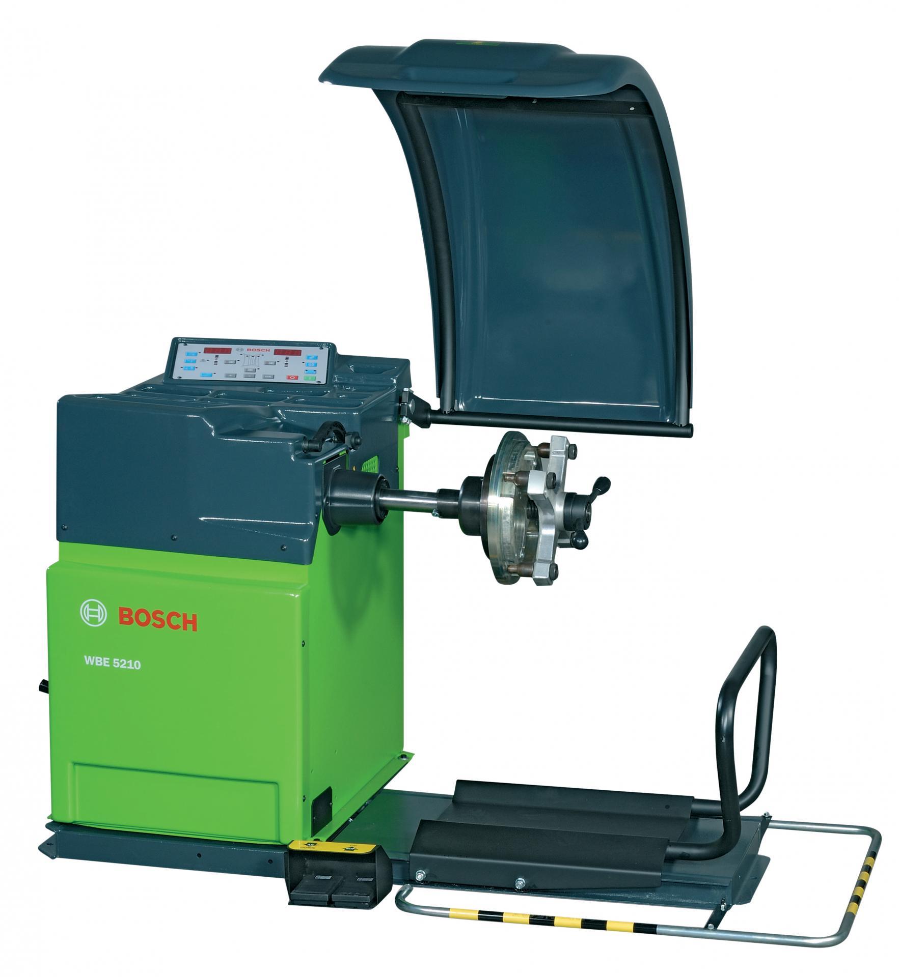 Wuchtmaschine WBE 5210