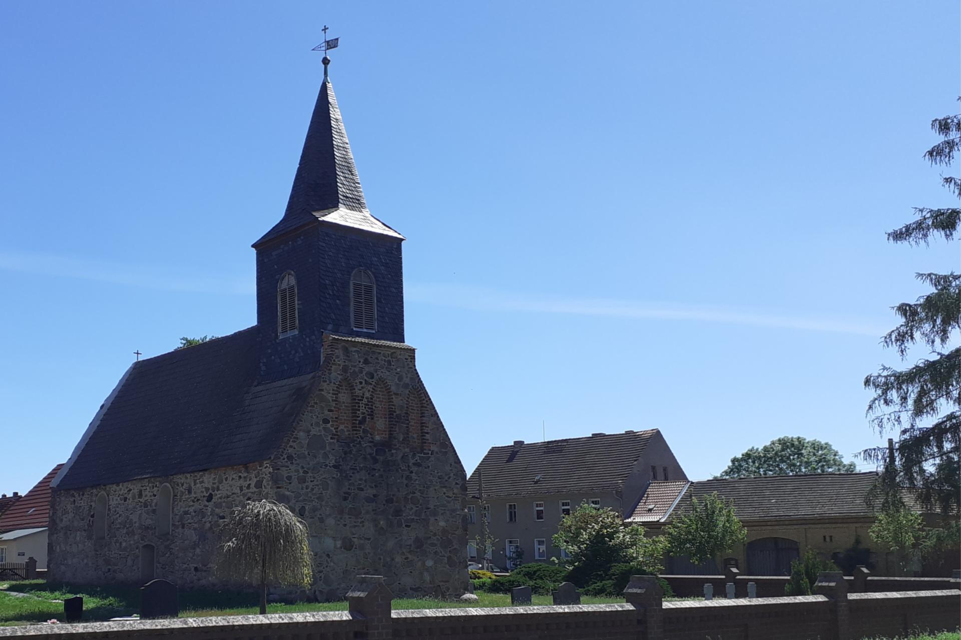 Kirche in Neuhof