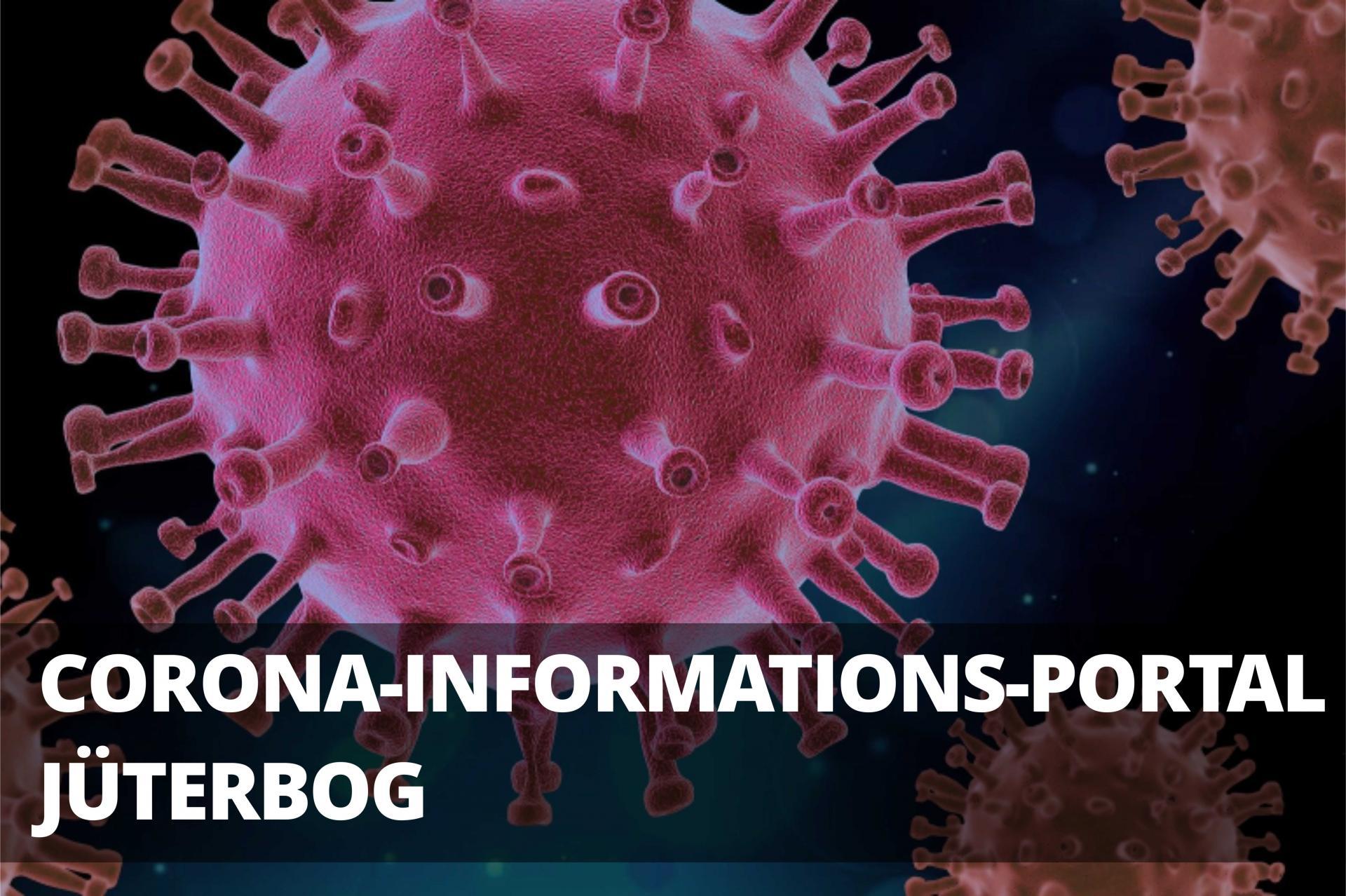 Corona-Informations-Portal Jüterbog