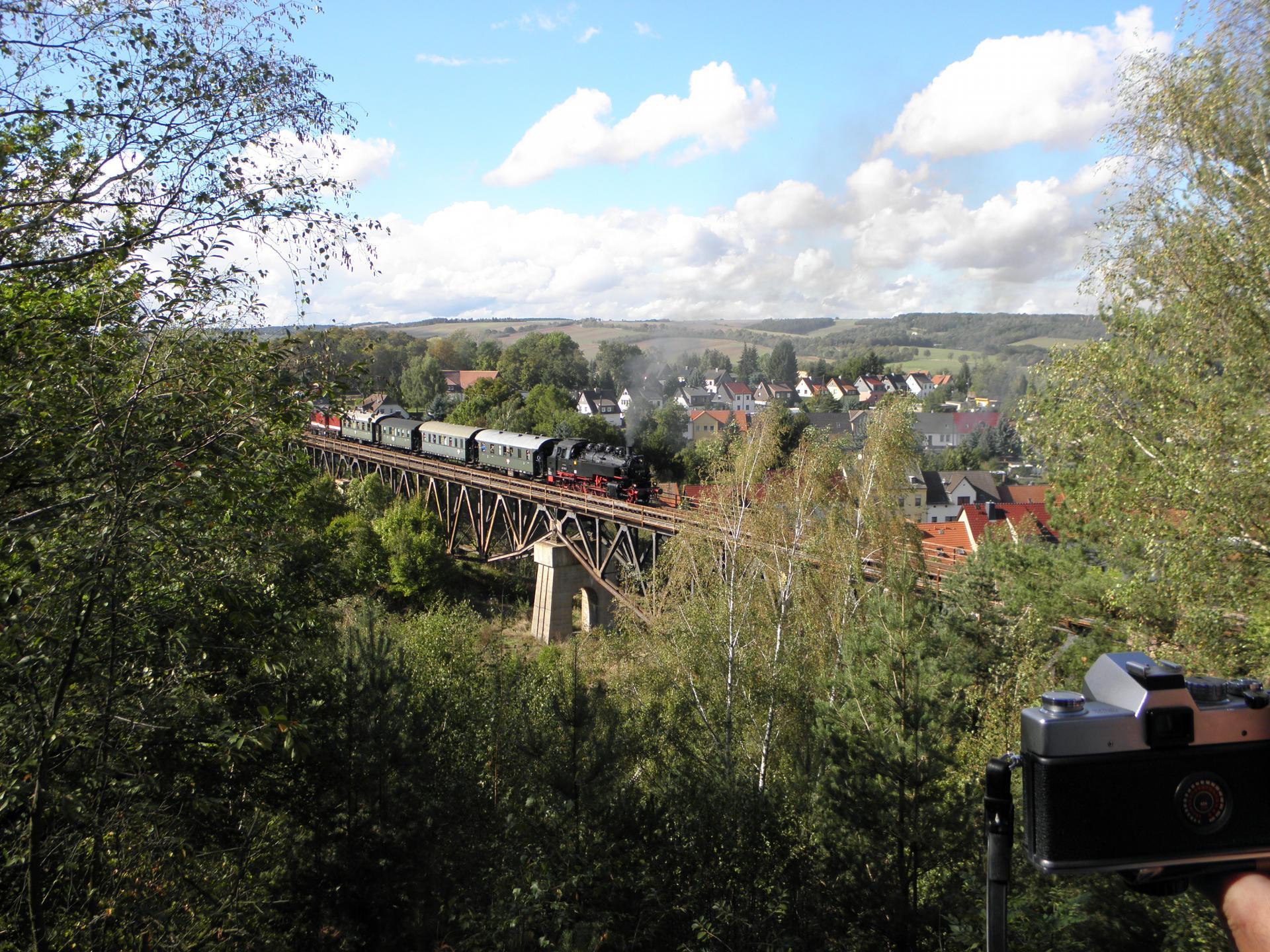 8 Viaduktblick Mansfeld