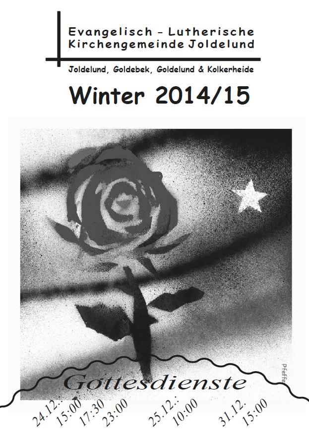 Gemeindebrief Winter 2014