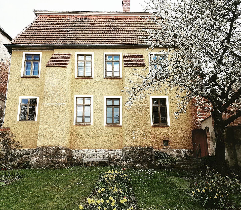 Kunstmusem Kloster Malchow - Außenansicht _ Kathleen Stutz
