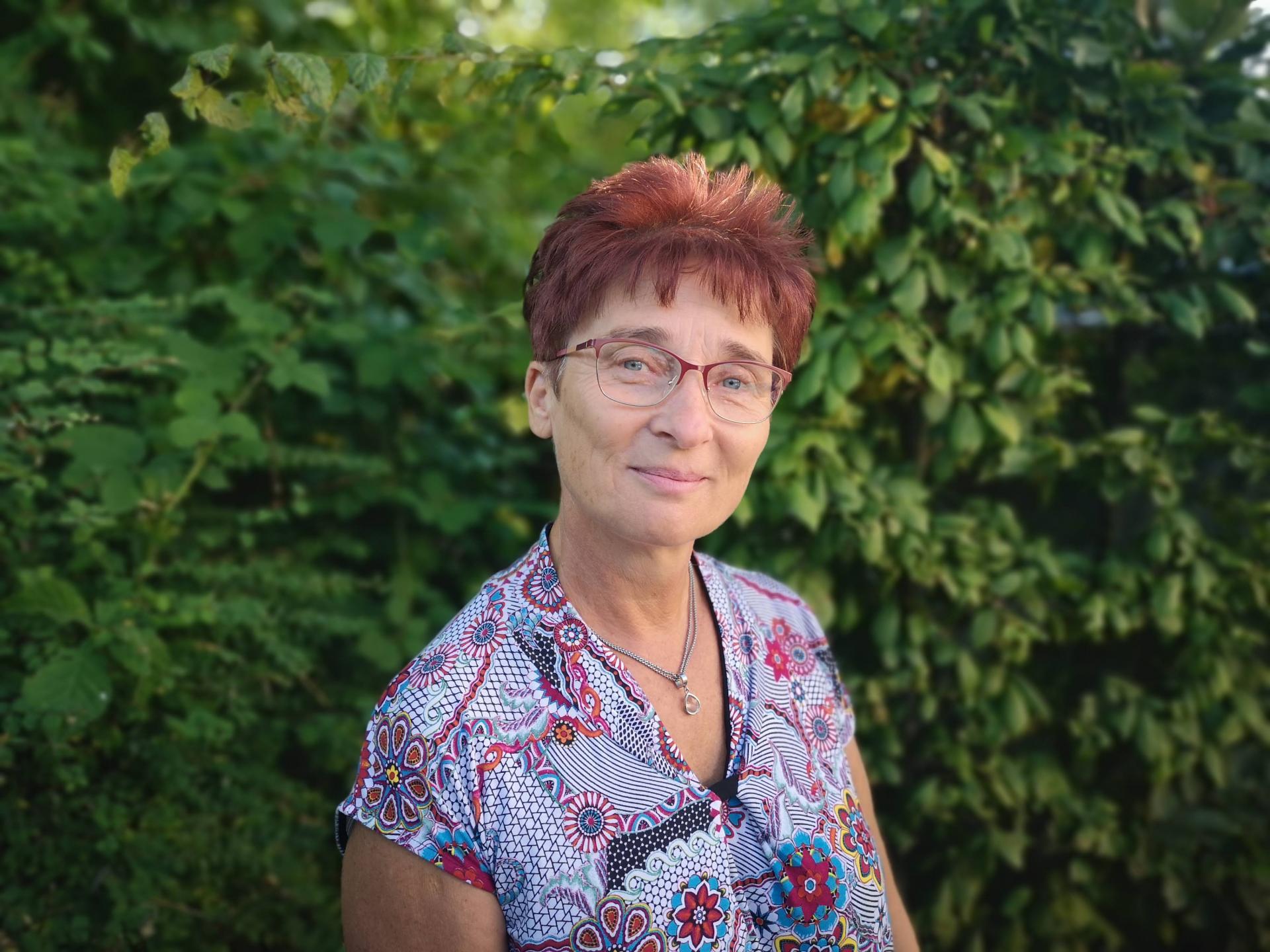 Frau Skrowonek