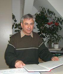 Bürgermeister Friedrichswalde