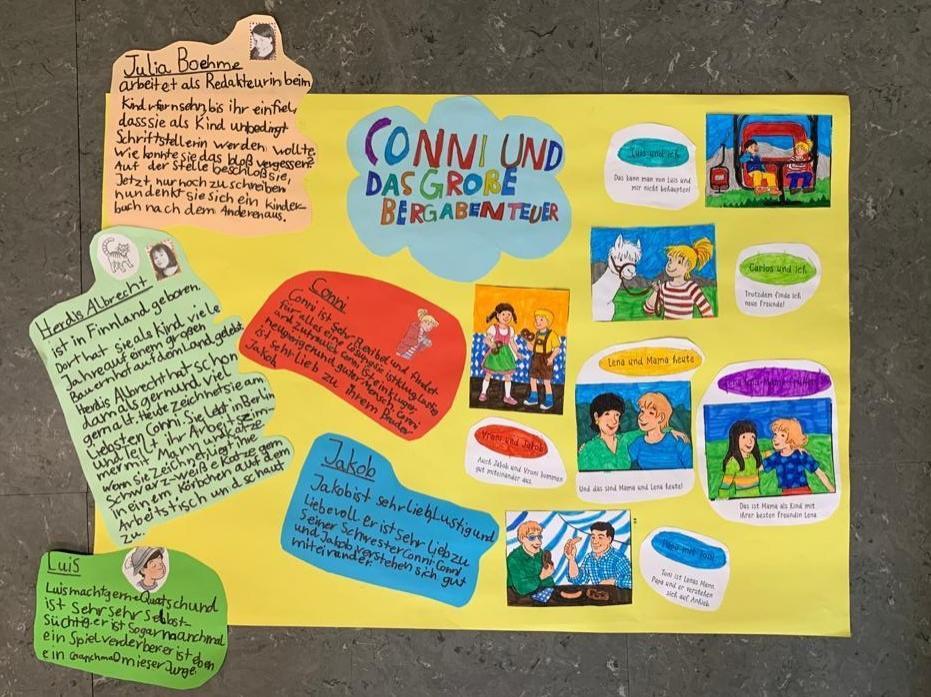 Conni (Buchvorstellung)