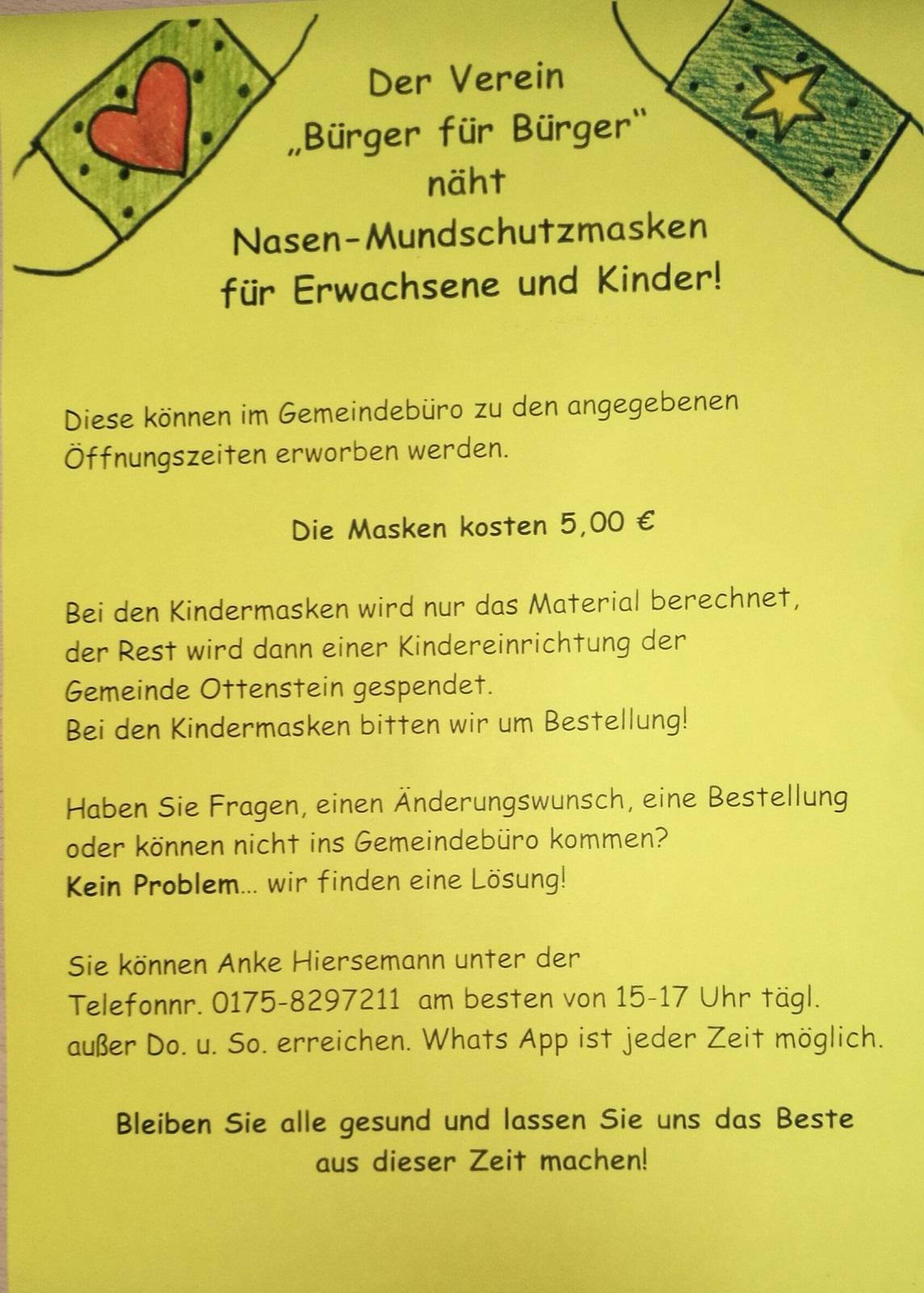 Plakat BfB