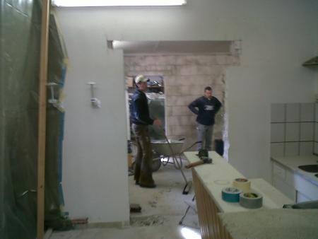 2011 Umbau Wache 11