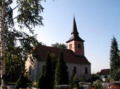 Kirche Zibberick