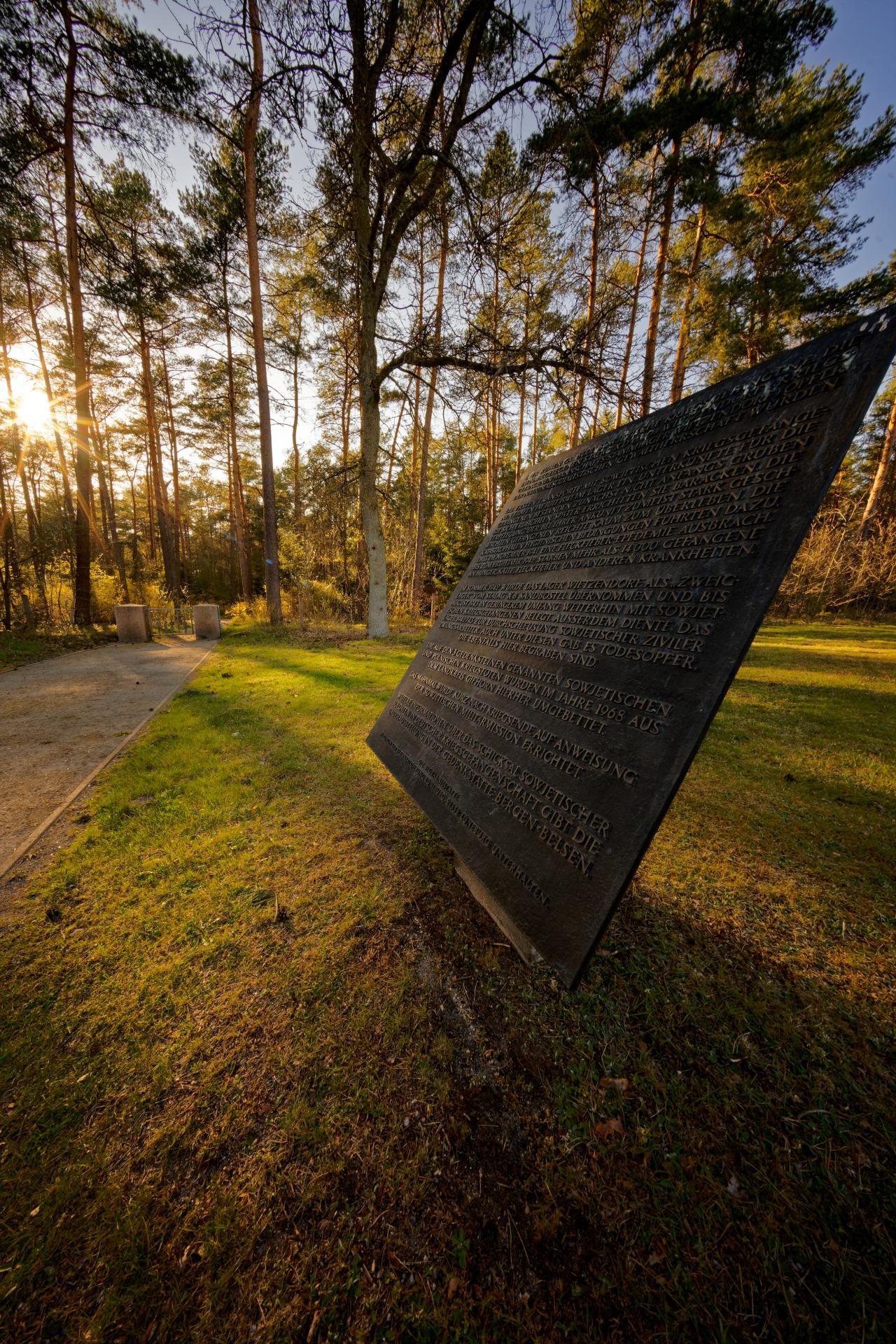 """""""Der Russenfriedhof"""""""