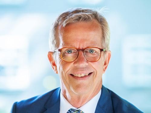 Jörg Peters, der Bürgermeister der Gemeinde Wietzendorf