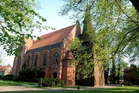 St. Jakobi Kirche in Wietzendorf