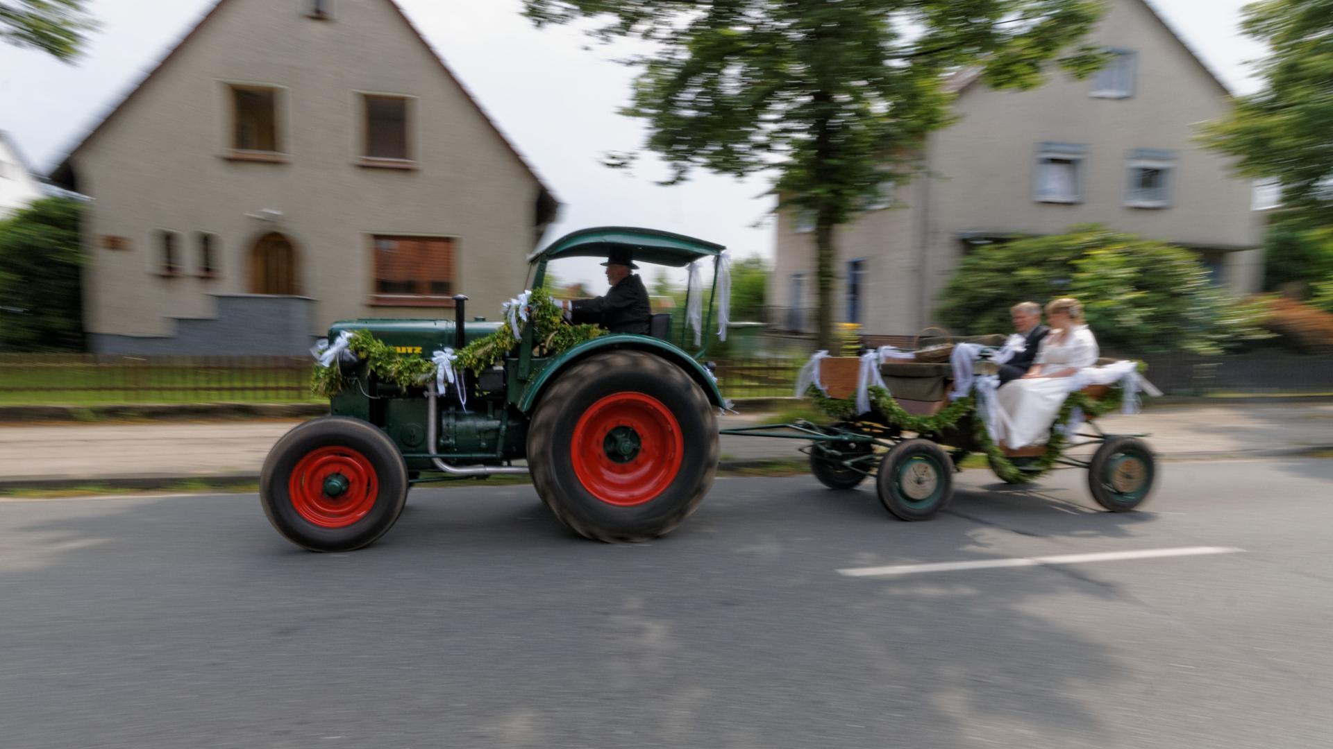 Hochzeit in Wietzendorf