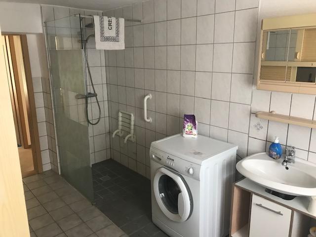 Waschbereich im Bad