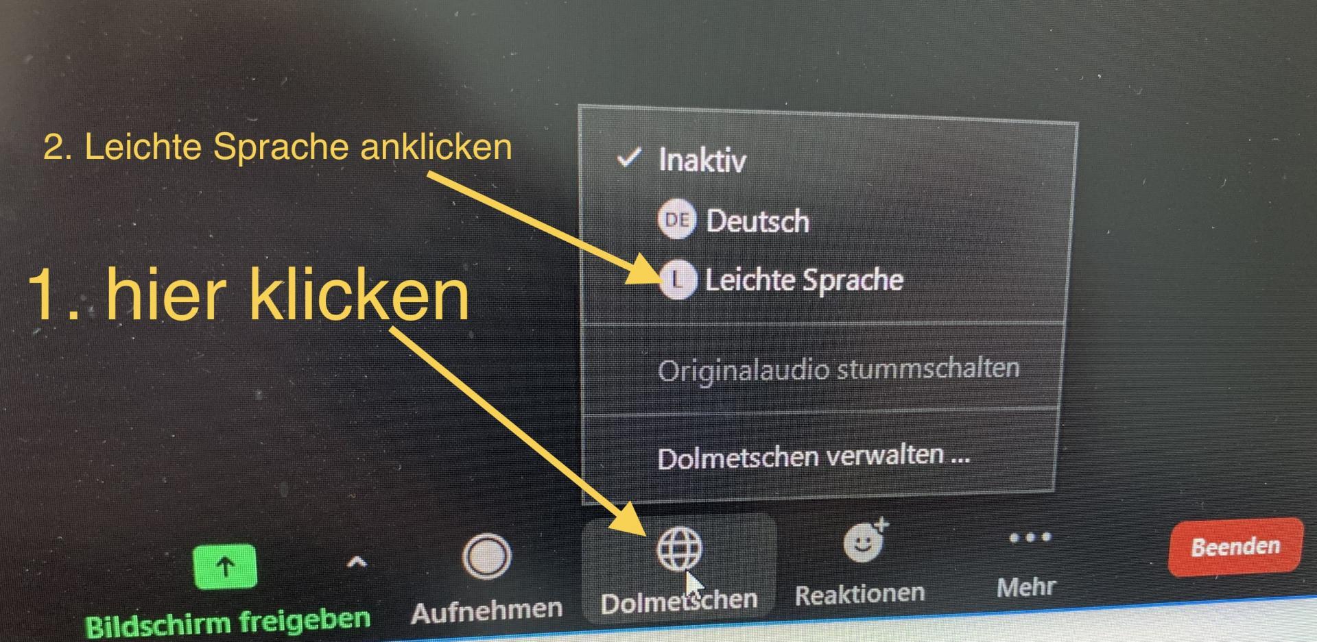 Screenshot-Leichte-Sprache-anschalten-im-Video-Zoom