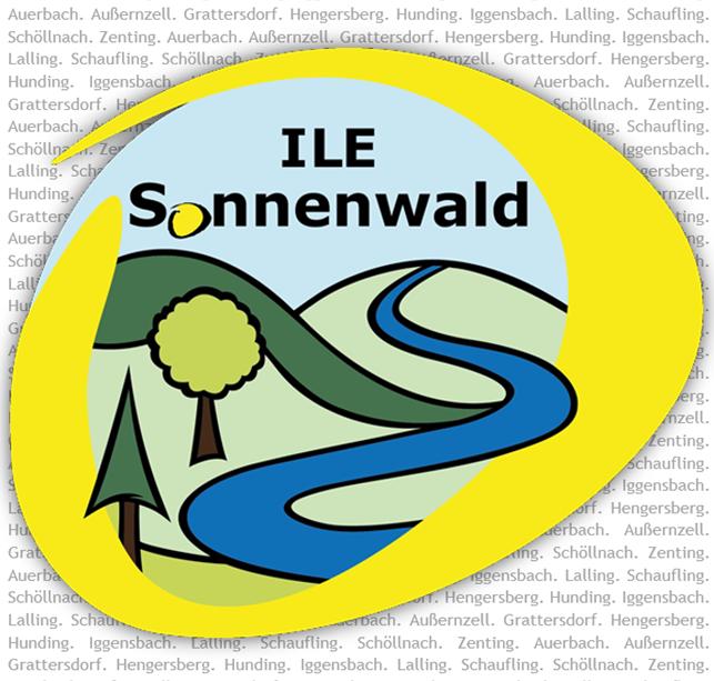 Logo mit Gemeinden