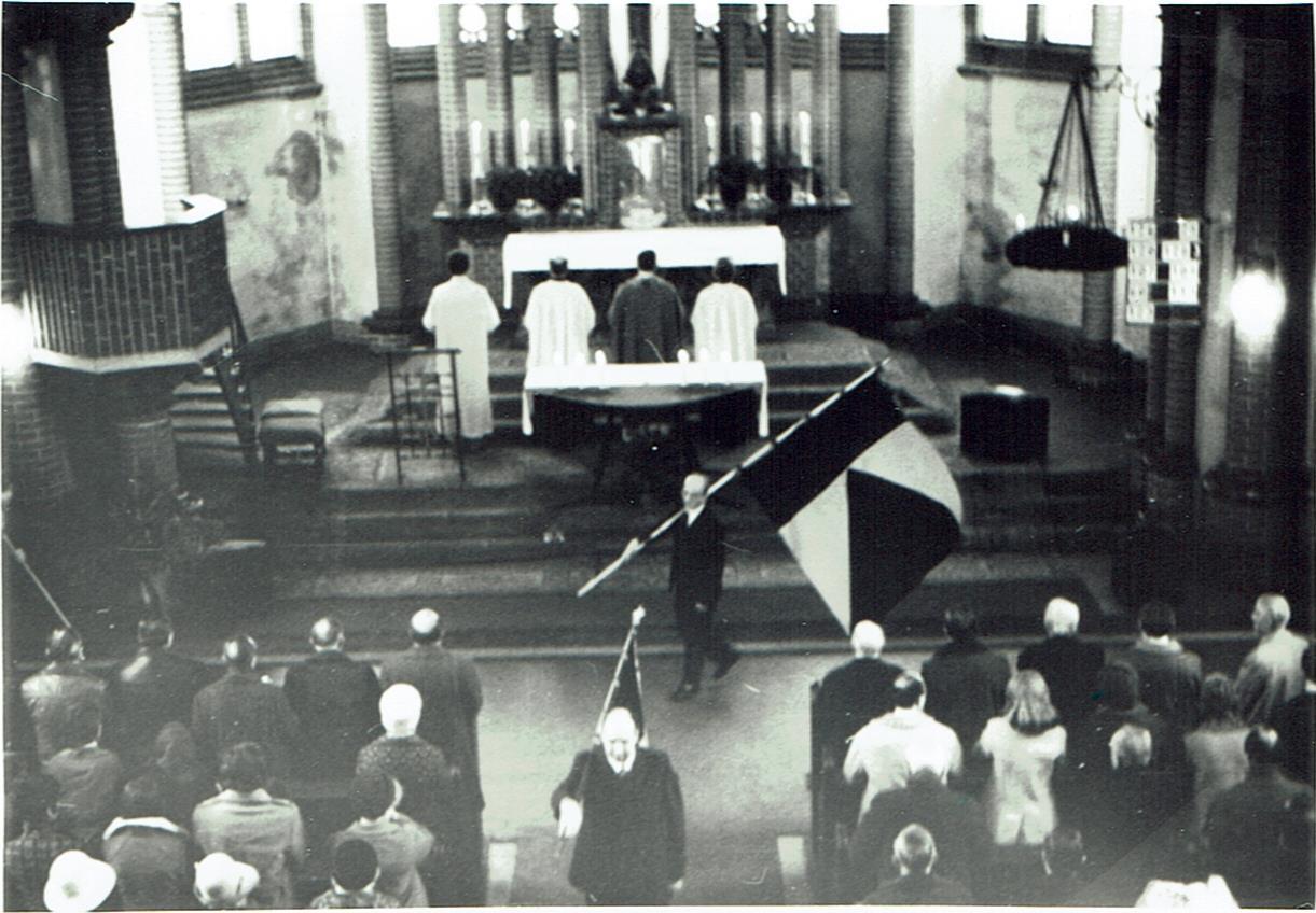 Bild: 50 Jahre Kolping in Luckenwalde, 1975 (Foto: privat)