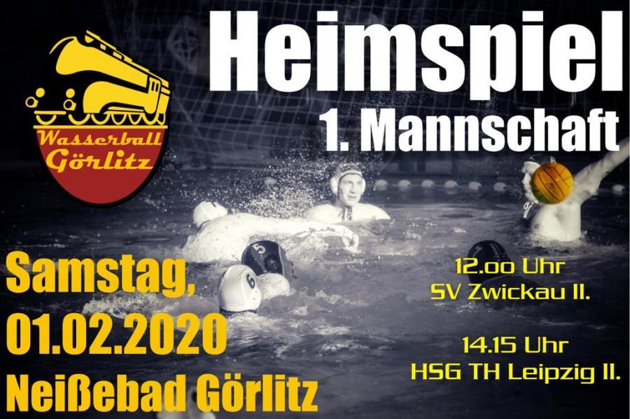 Oberliga Heimspieltag 01.02.2020