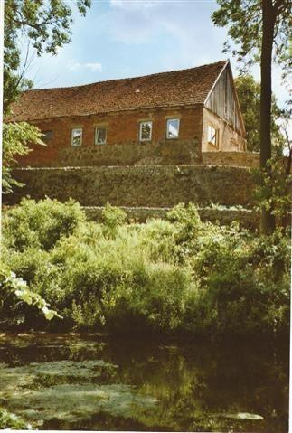 Burg in Marnitz