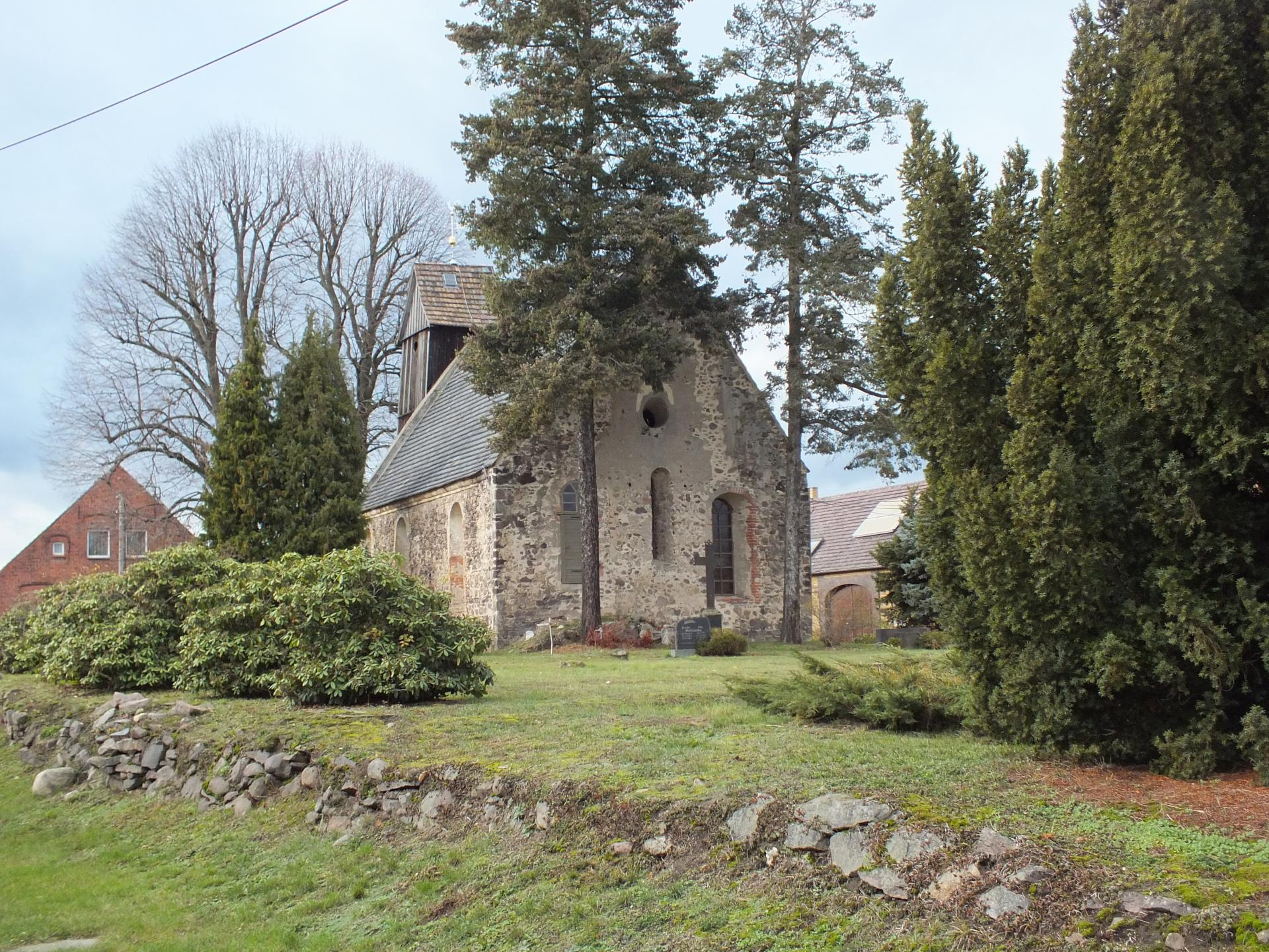 Kirche Gahro