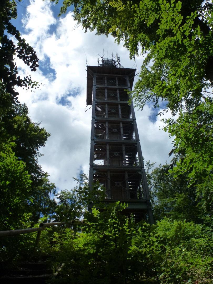 Aussichtsturm - Verena Frauenknecht