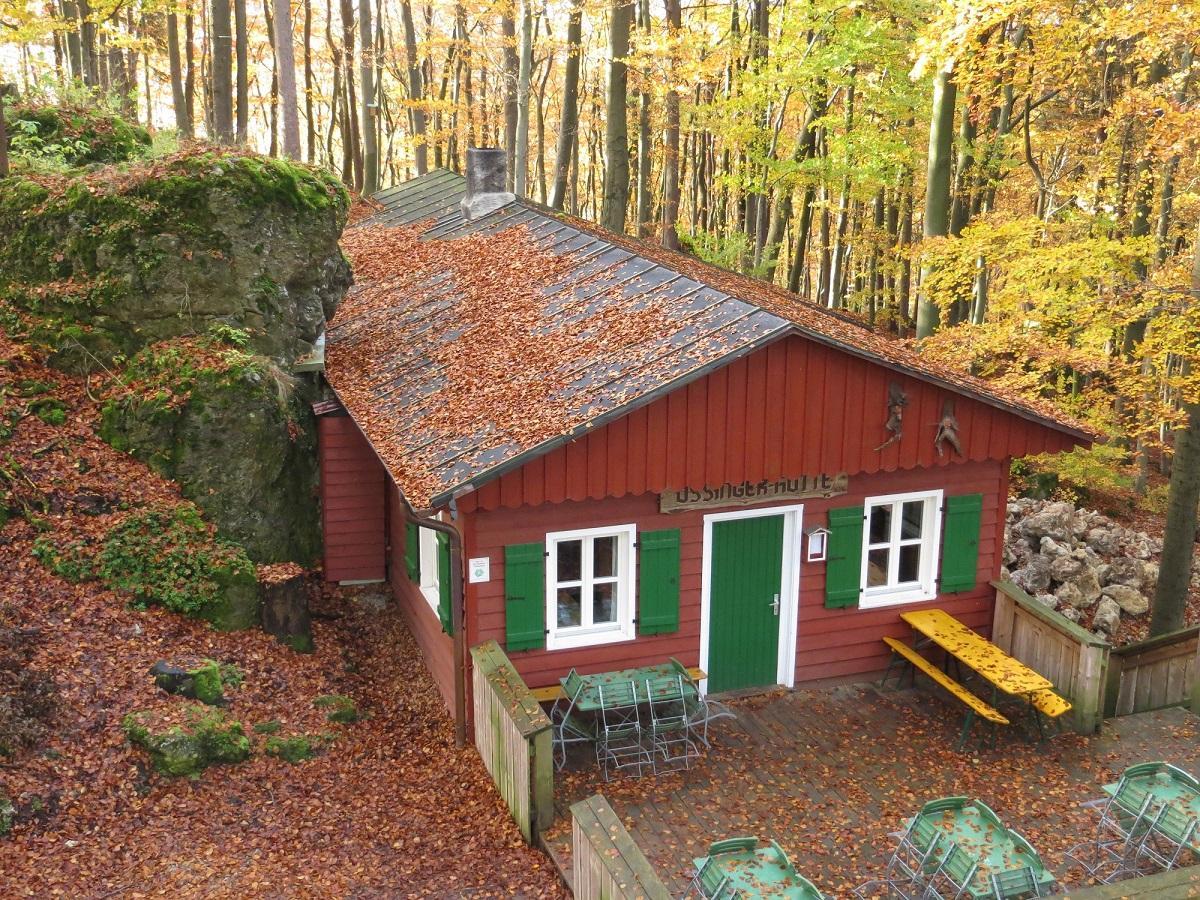 Ossinger-Hütte - Heidi Ziegler