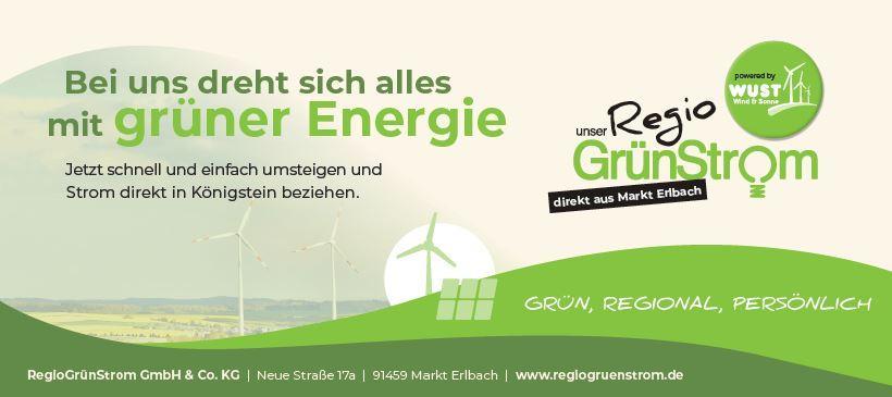 Windräder - RegioGrünStrom GmbH