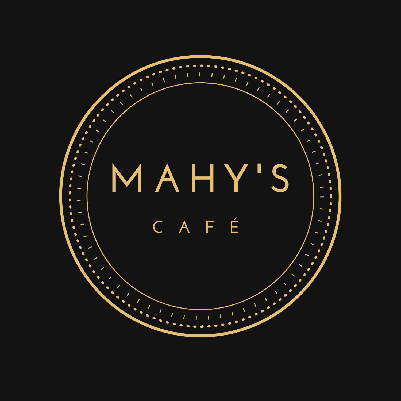 Mahy's cafe Logo