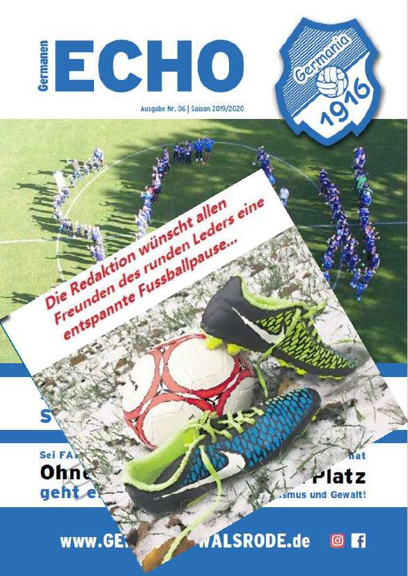 Titel_Echo_19_20 Fussball-Winterpause