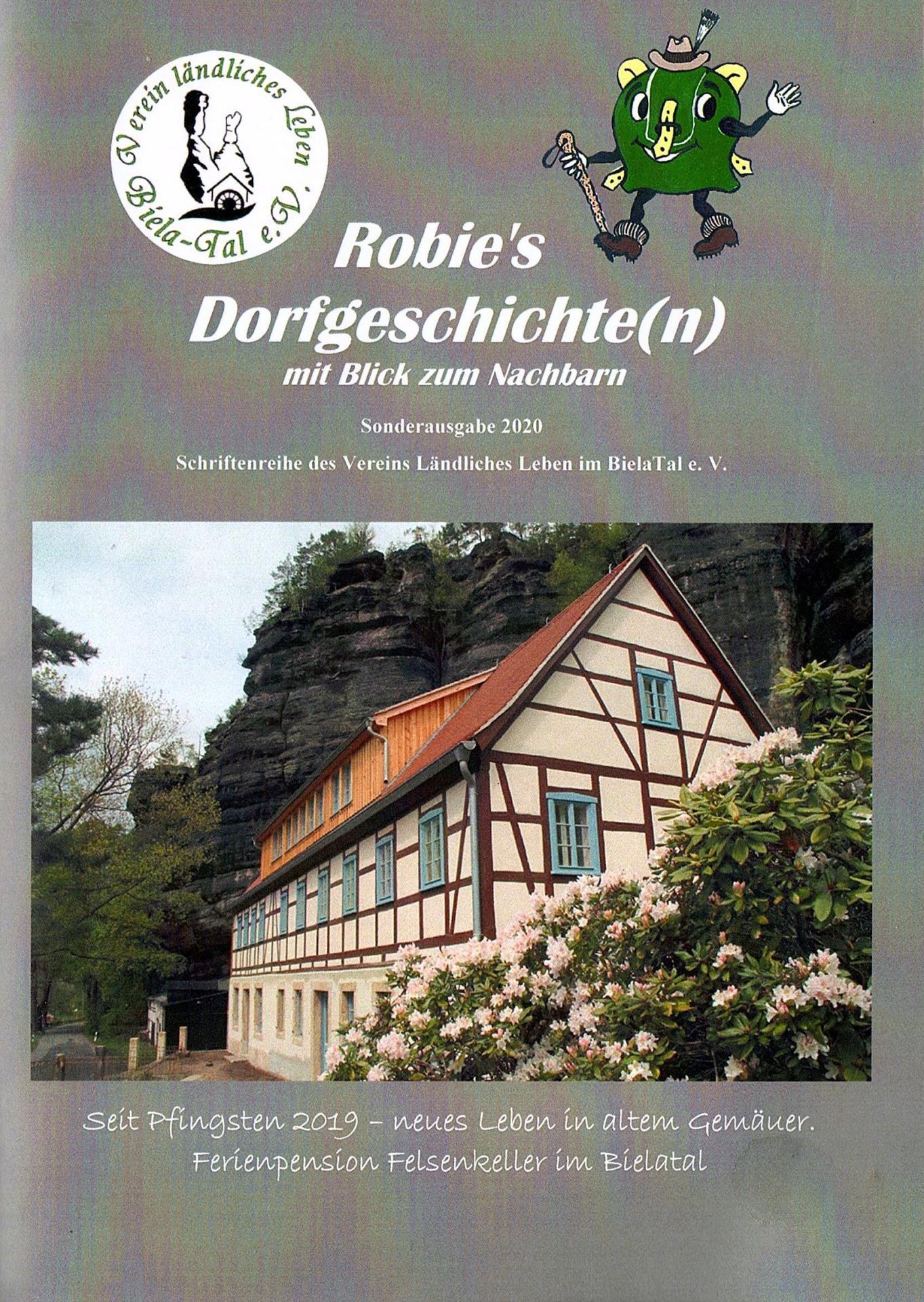 Umschlag Robie 2020