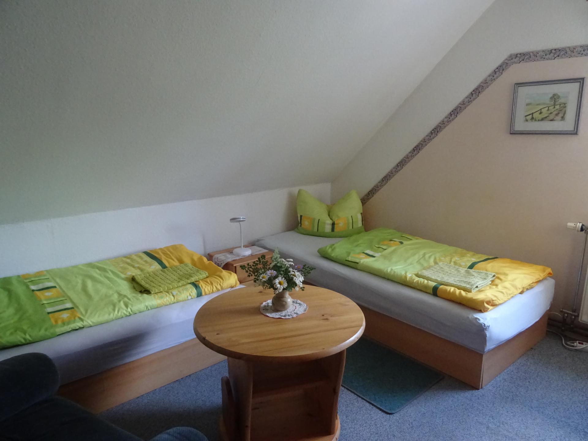 Gästezimmer 2  Foto: Info Punkt Lebus