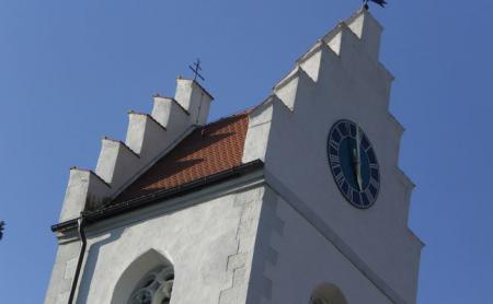 Vorstellung Kirche Großschönach