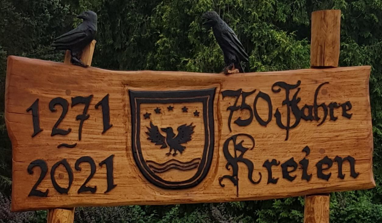 750 Jahre Kreien