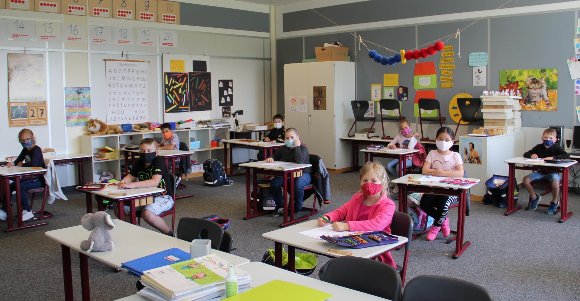 Schule in Zeiten von Corona