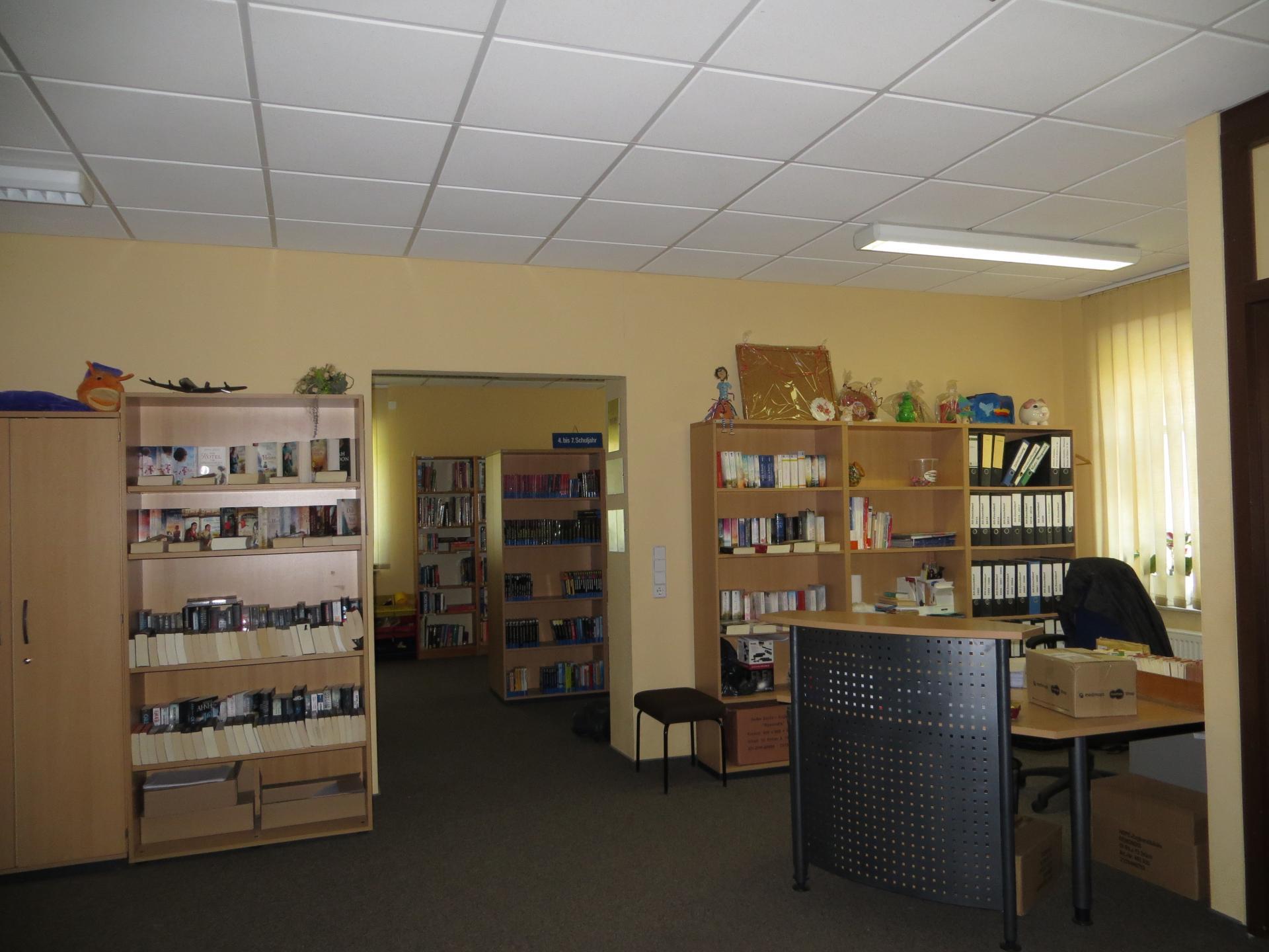 Bibliothek Zeschdorf