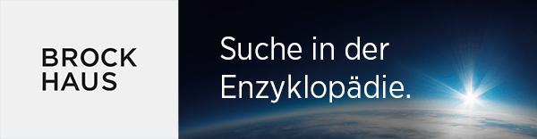 Brockhaus - Suche in der Enzyklopädie