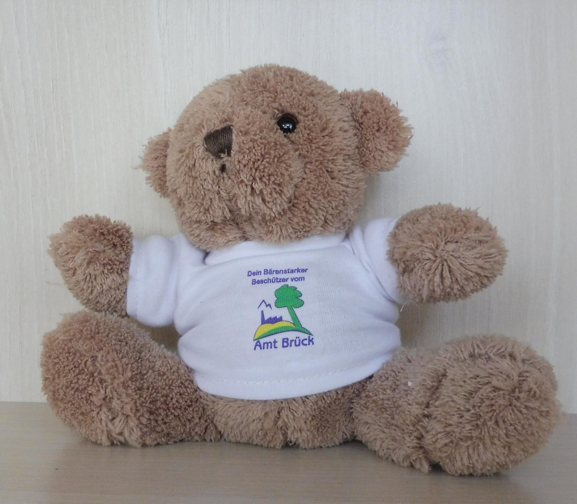 Babybegrüßung Teddybär