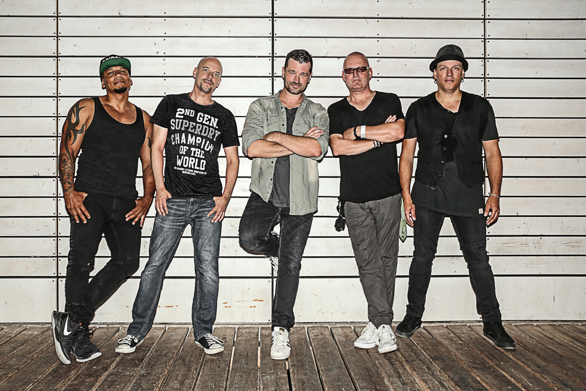 Pressefoto: Achim Petry & Band