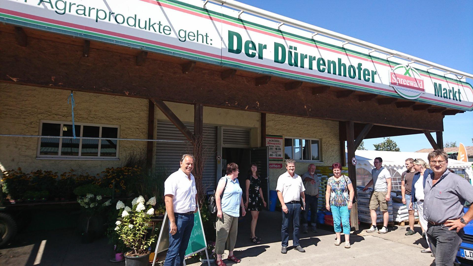 Direktvermarktungsseminar in Dürrenhofe