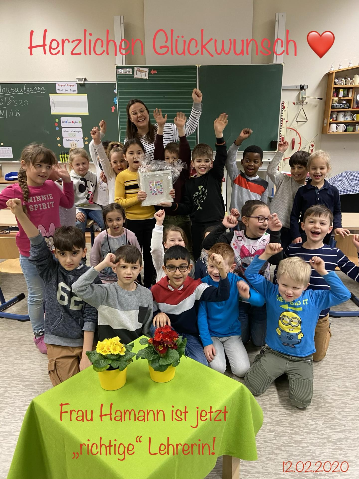 Frau Hamann