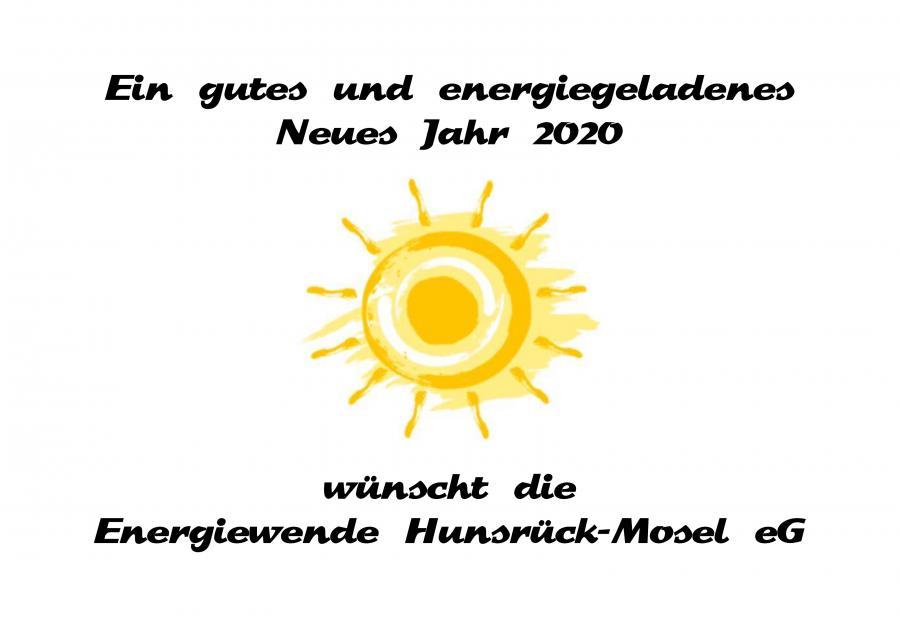 Jahresgruss 2020