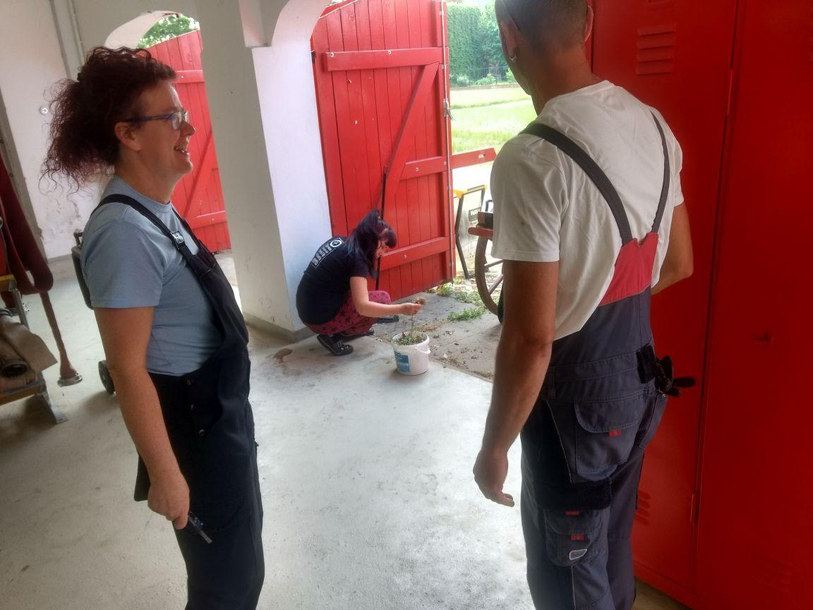 Renoviereung Feuerwehr