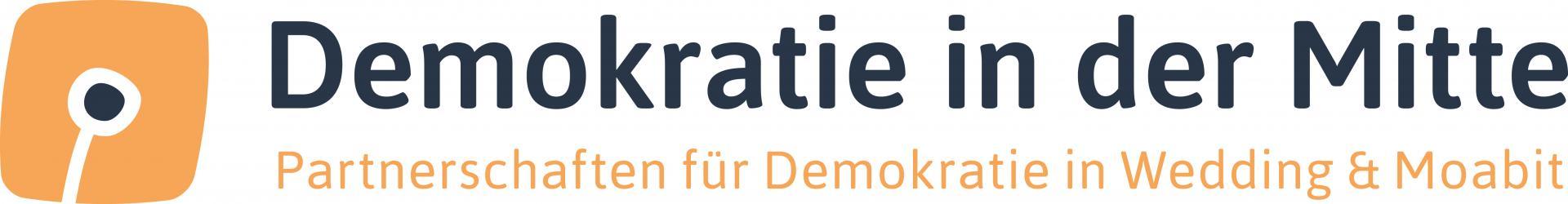 Logo Demokratie in Mitte