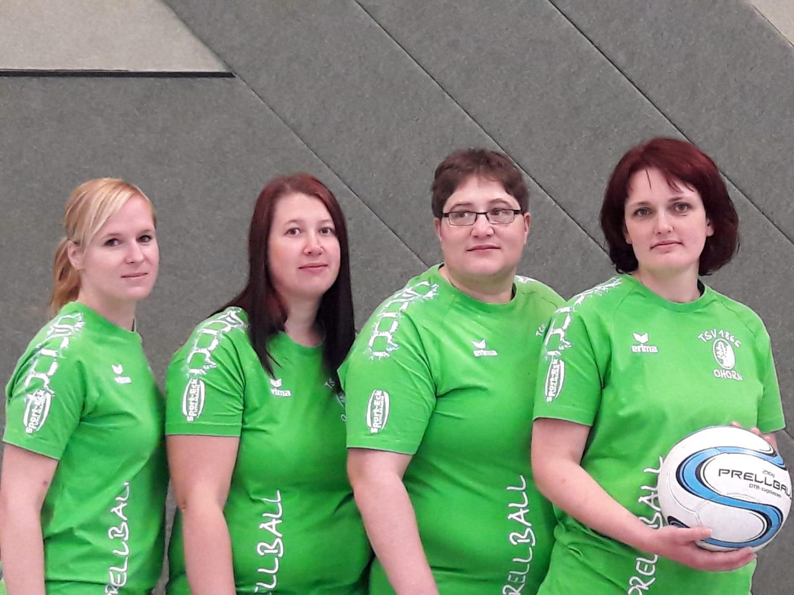 Frauenmannschaft 2018