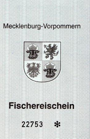 Fischereischein Mecklenburg-Vorpommern
