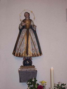 Die heilige Maria