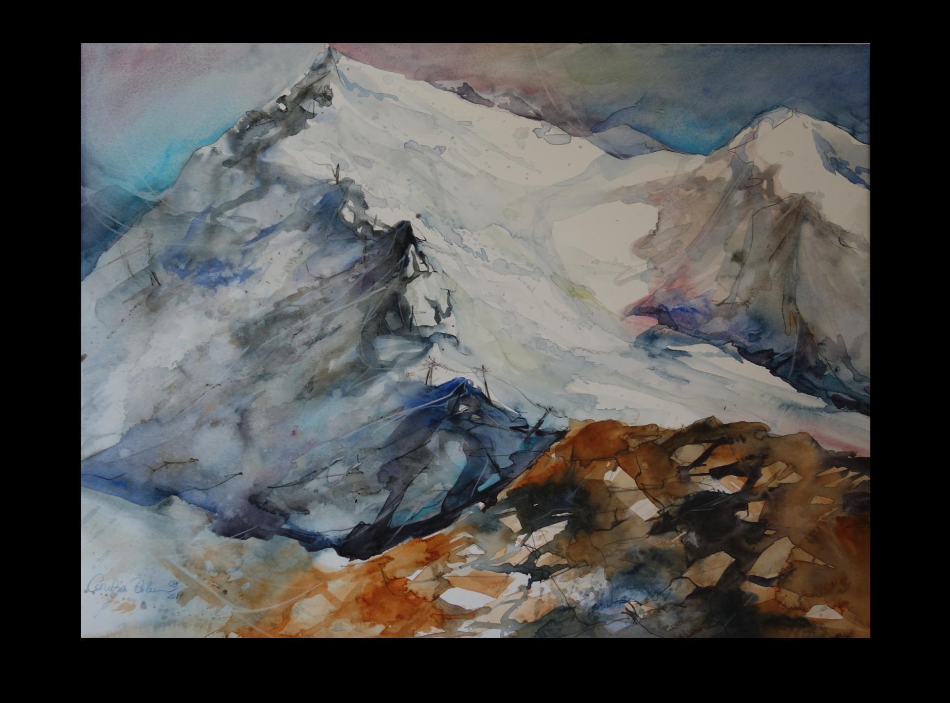 Am Ptztaler Gletscher II