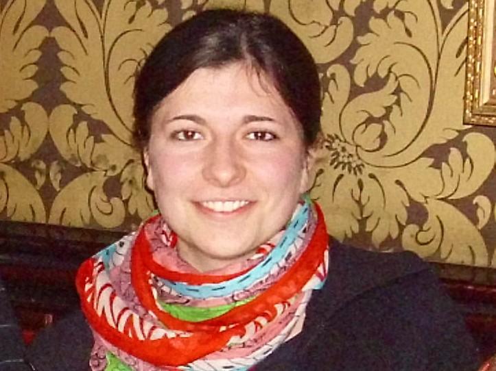 Gemeindeassistentin Maria Braun