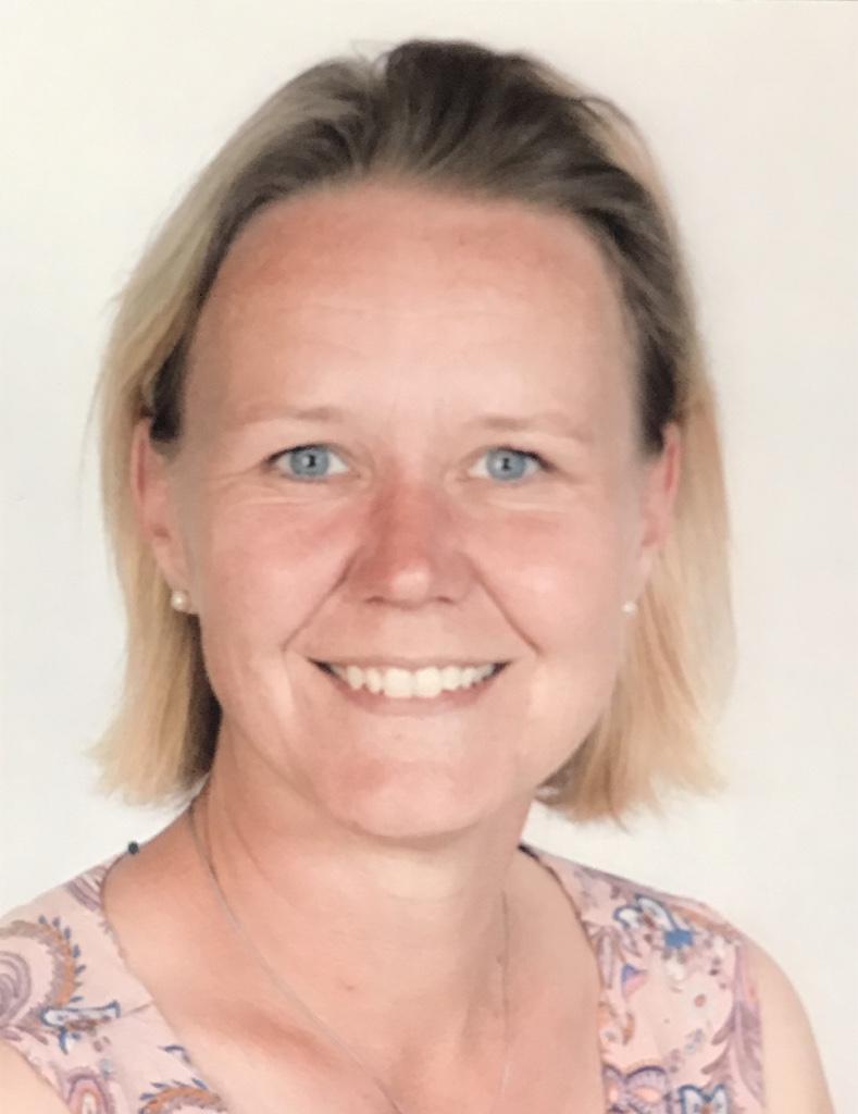 Pfarrsekretärin Jeanette Merker